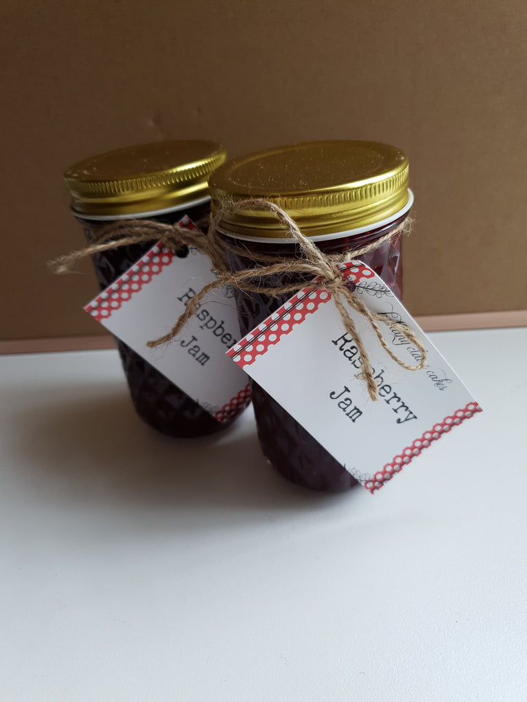 Jam - Raspberry or Strawberry