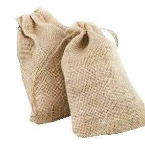 Medium hessian bags