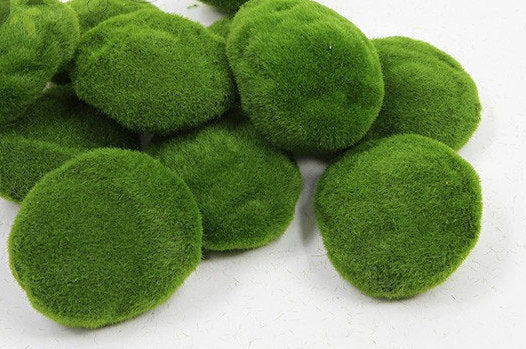 Artificial Moss Rocks