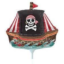 Jumbo Pirate balloon