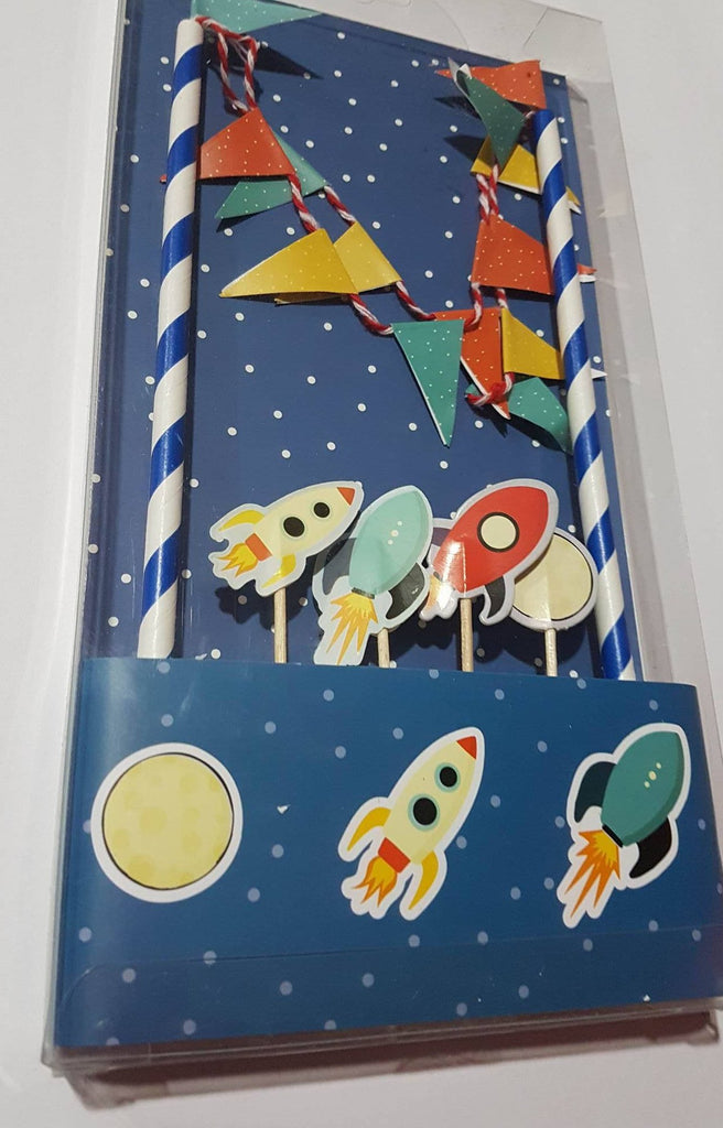 Space Cake Bunting
