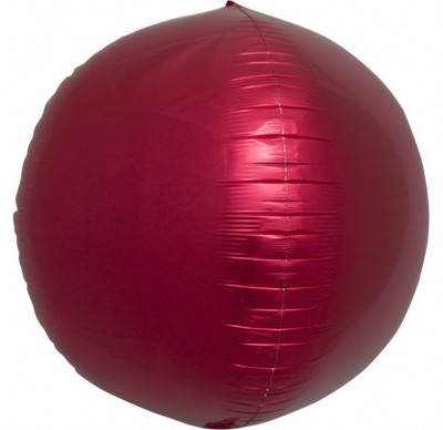 Jumbo Red Helium Balloon