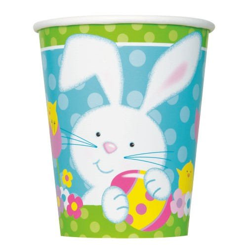 Bunny Paper Cups