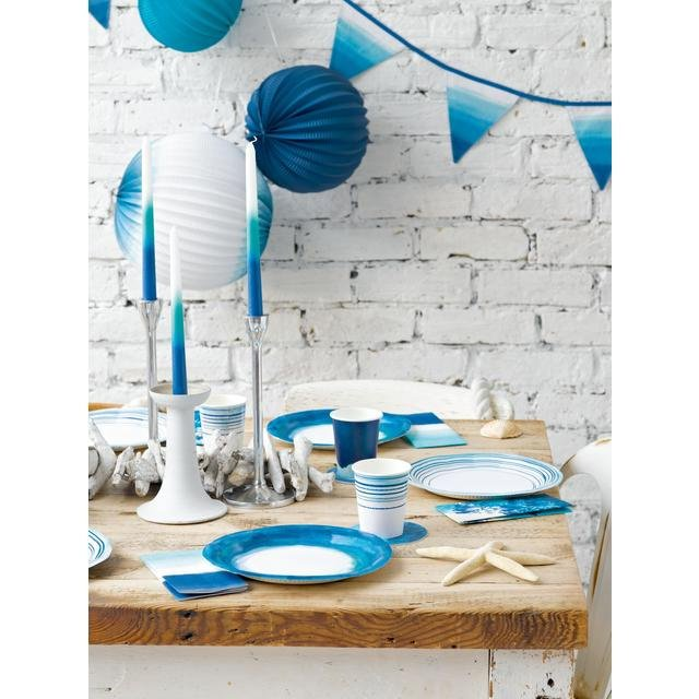 Blue Watercolour Party Pack