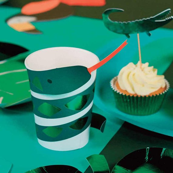 Jungle Cupcake kit