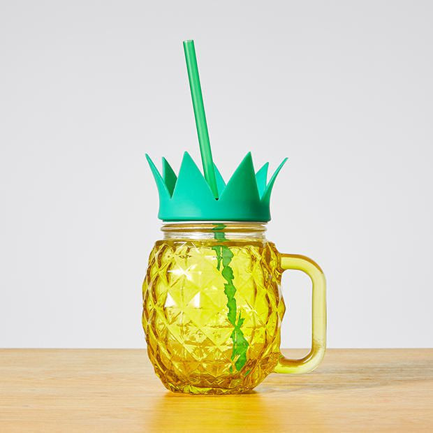 Tropical Pineapple cups