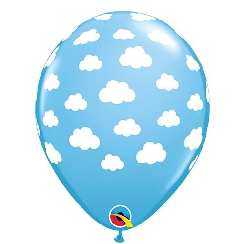 Qualatex Cloud Balloons