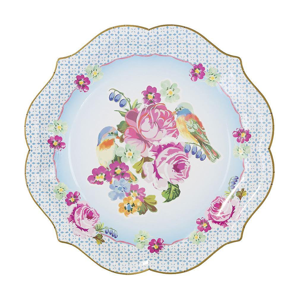 Talking Tables Floral serving platters