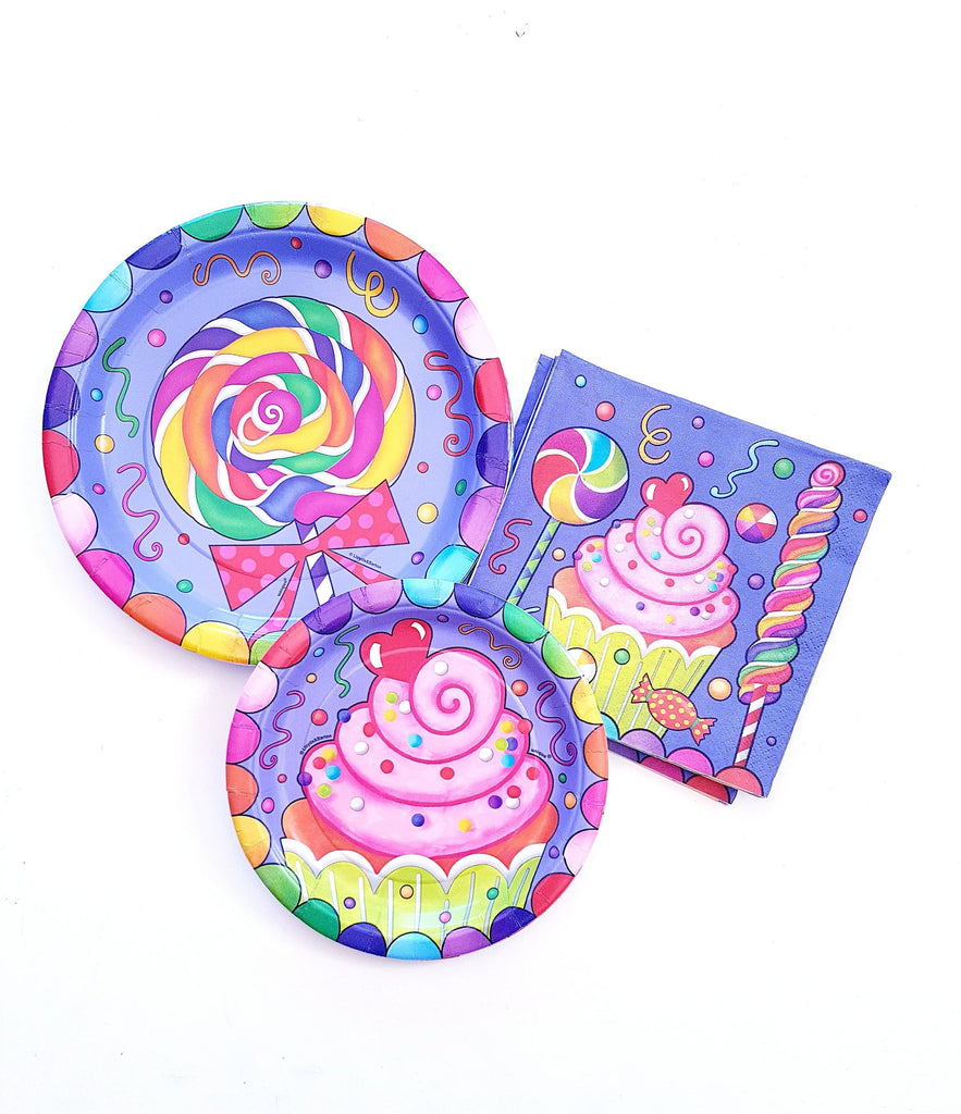Bright Candy Party Pack