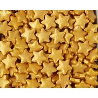 Sprinks Gold edible stars