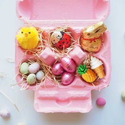 Easter egg cartons