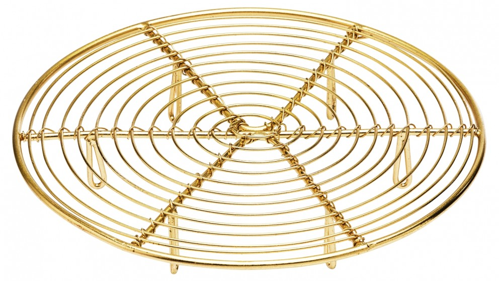 Brass Trivets - set of 2
