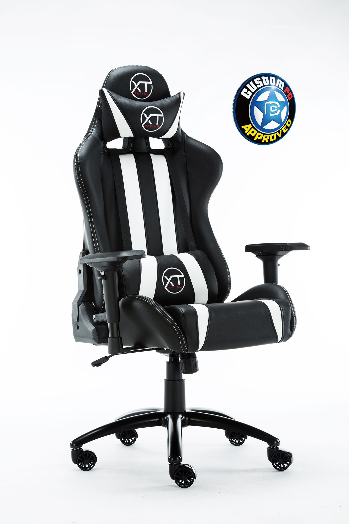 EVO Gaming Chair - White