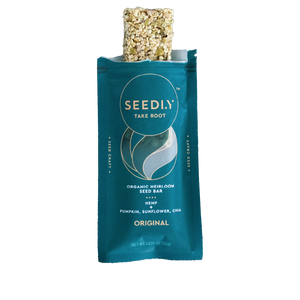 ORIGINAL - Seedly Organic Heirloom Seeds