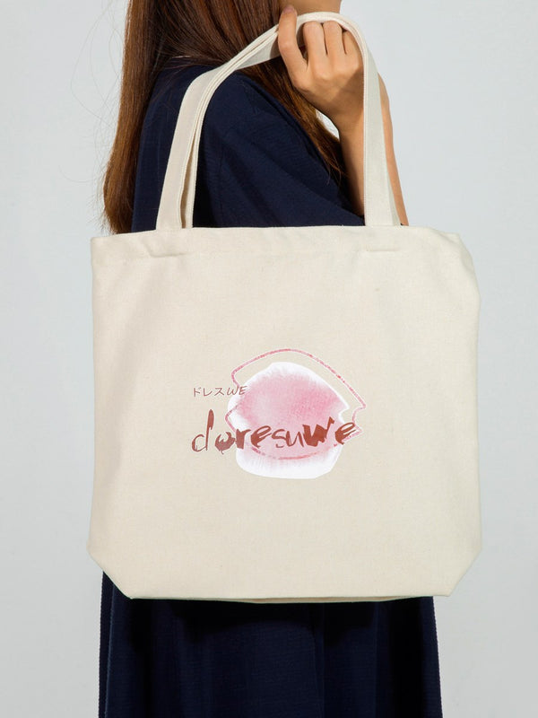 Japanese Linen Tote Bags