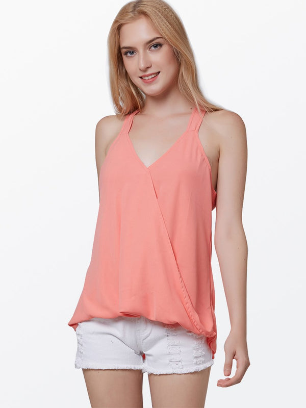 Size S M Polyester Suspenders Standard Petite Tank Top