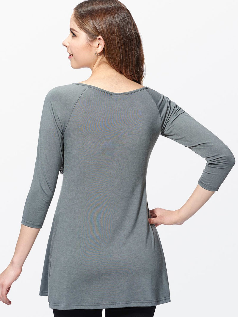 Long Sleeve Standard Slim T-Shirt