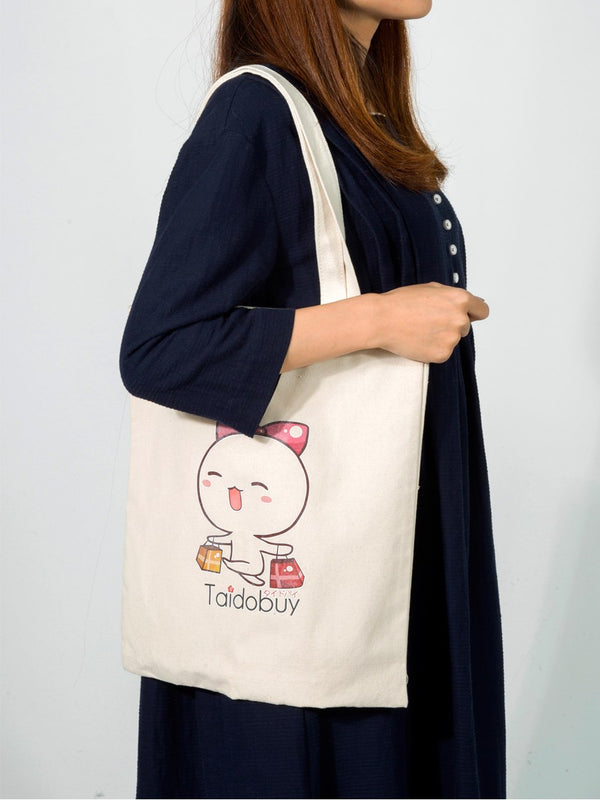 Linen Japanese Tote Bags