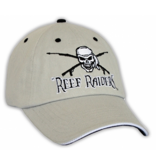 Ball cap - Reef Raiders - Khaki