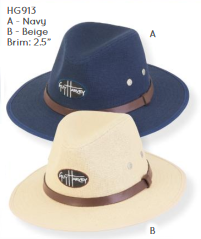 Hat, safari style - Cotton - Guy Harvey #HG913