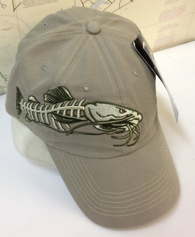 Olive, Fish or Die Bad Fish Cap
