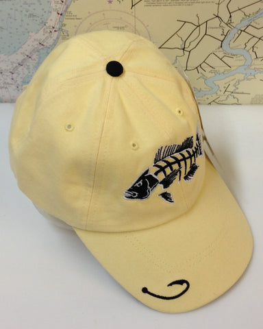 Ball cap - Snapper - Yellow - Nautical Elements