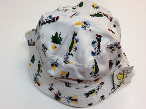 Bucket hat - Fly fishing