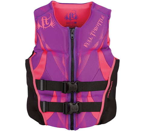 Life jacket, Type 3 - 'Full Throttle' by Kent - Women's small