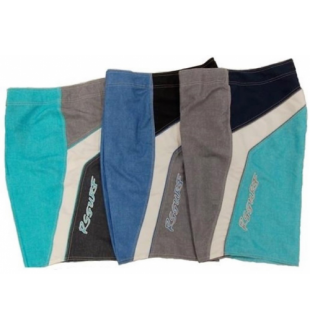 Board shorts - Men's - turquoise or blue print - SALE - #RS8008