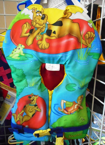 Life jacket - 'Scooby Doo' - Child - colorful