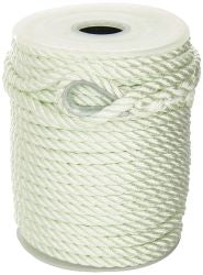"Anchor rode - 3-strand nylon - 1/2"" x 250' - UNI12250AL - Nautical Elements"