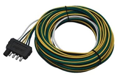 Trailer wiring - 25 ft, 5-way, harness - #WSB702275