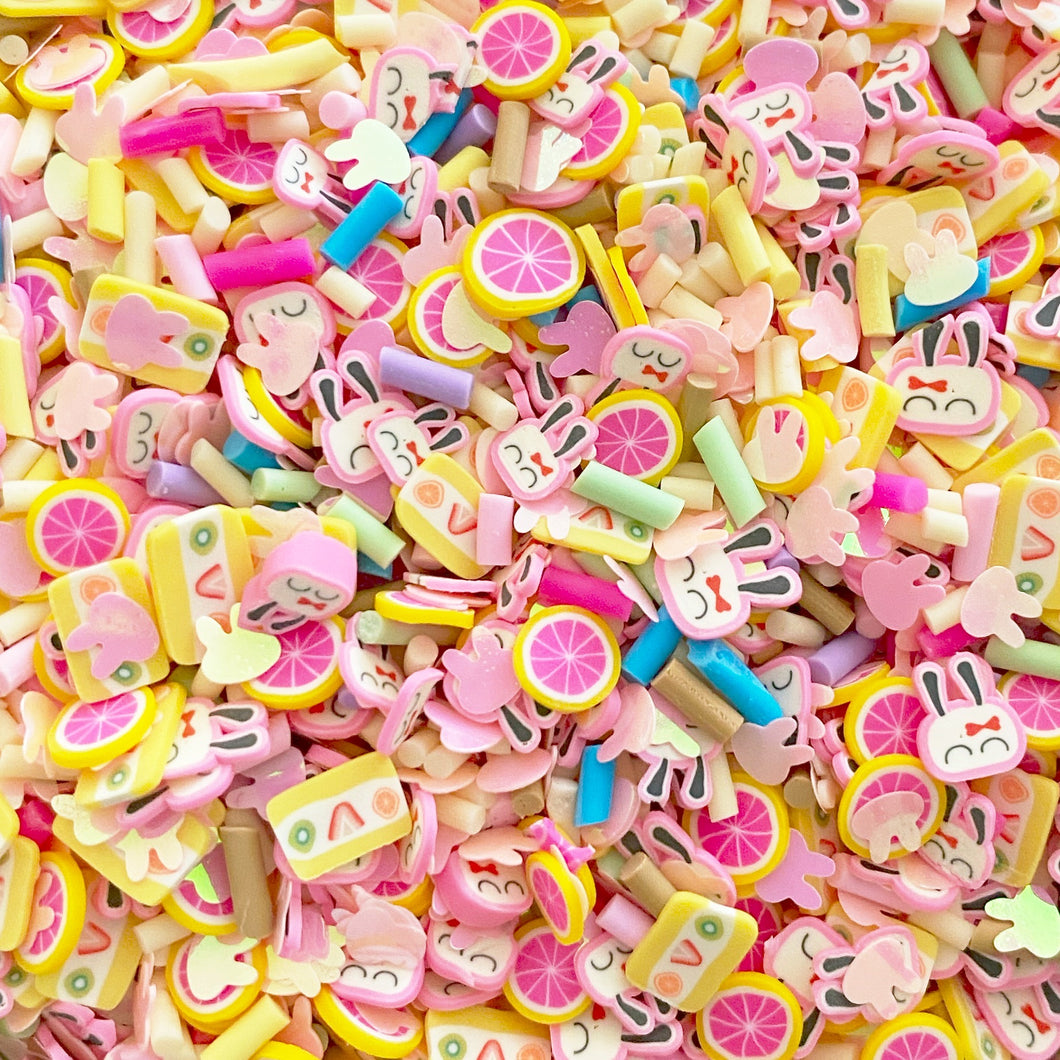 Smiling Bunny Sprinkle Mix