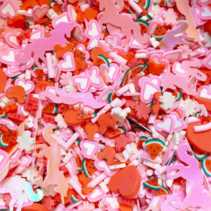 Watermelon Sugar Sprinkle Mix