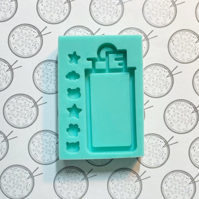 Lighter Silicone Resin Mold