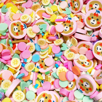 Birthday Bear Sprinkle Mix