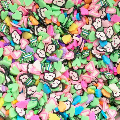Cute Character Frog Sprinkle Mix