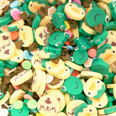 Purin Frog Sprinkle Mix