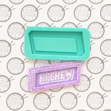 Hi-Chew Silicone Mold for Resin