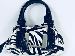b852f7286748 NEXT Women s Second-hand Handbag Black   White