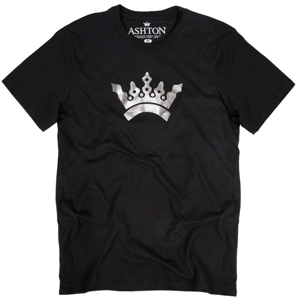 Ashton 'Chrome Crown' Tee