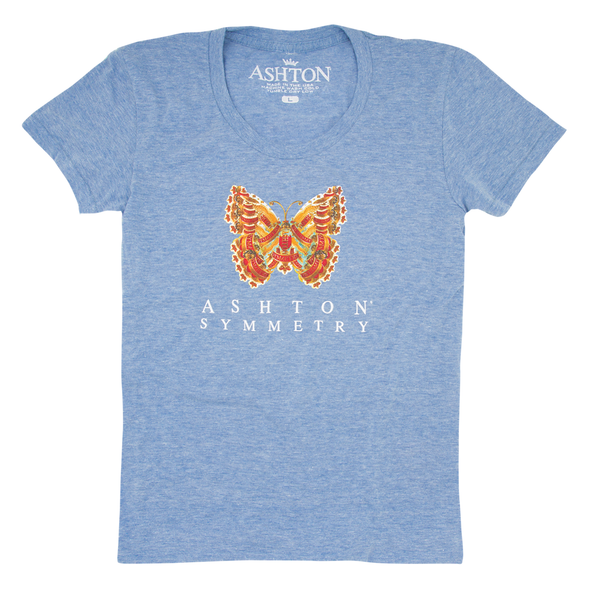 Ashton Symmetry 'Butterfly' Girl's Tee