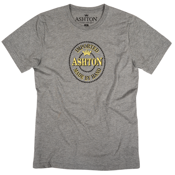 Ashton 'Throwback' Tee Heather