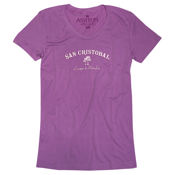San Cristobal 'Beach' Girl's Tee