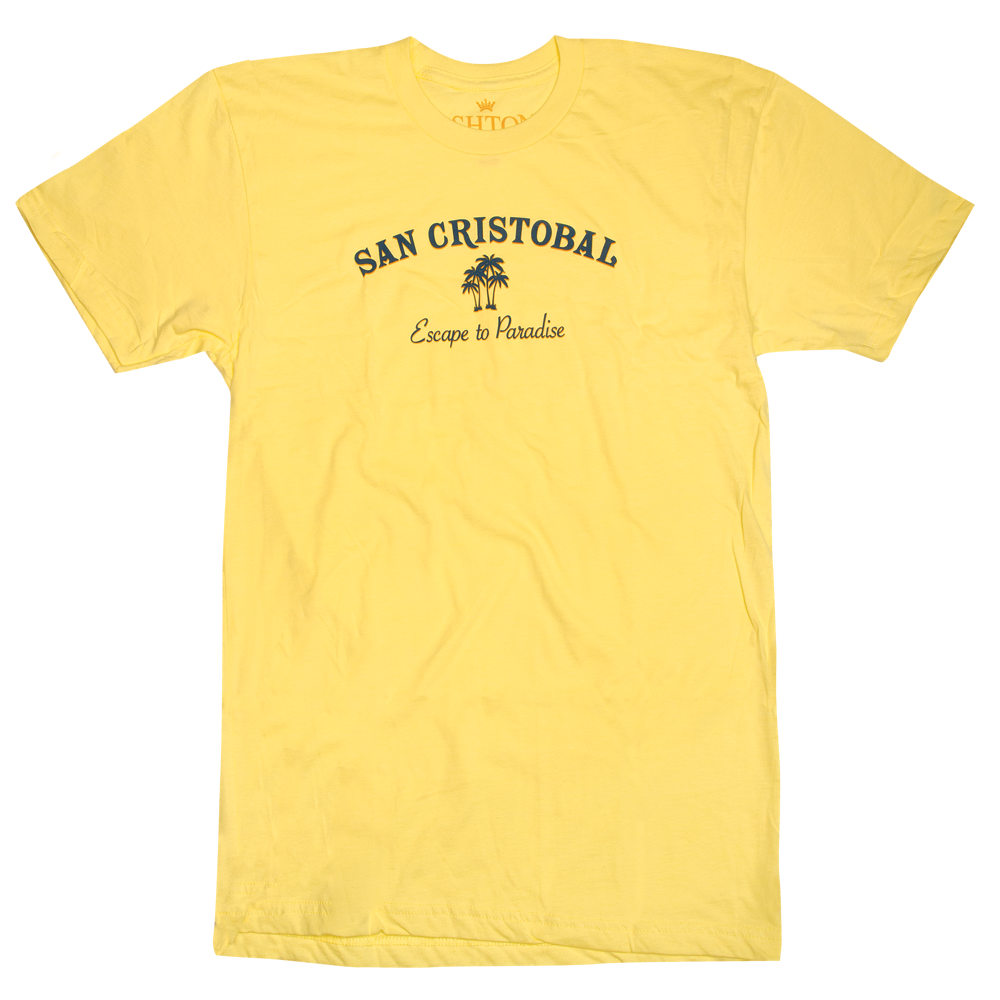 San Cristobal 'Beach' Tee