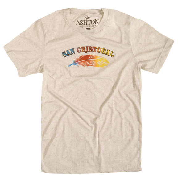 San Cristobal 'Feather' Tee