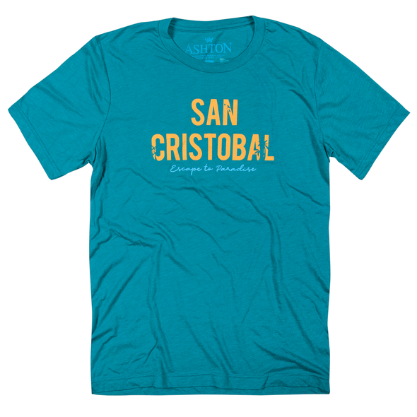 San Cristobal 'Lost' Tee