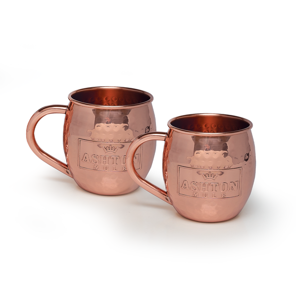 Ashton Copper Mugs
