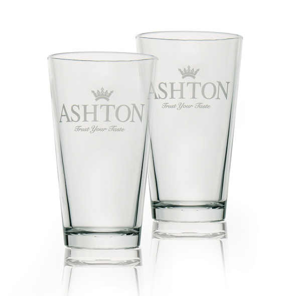Ashton Pint Glasses