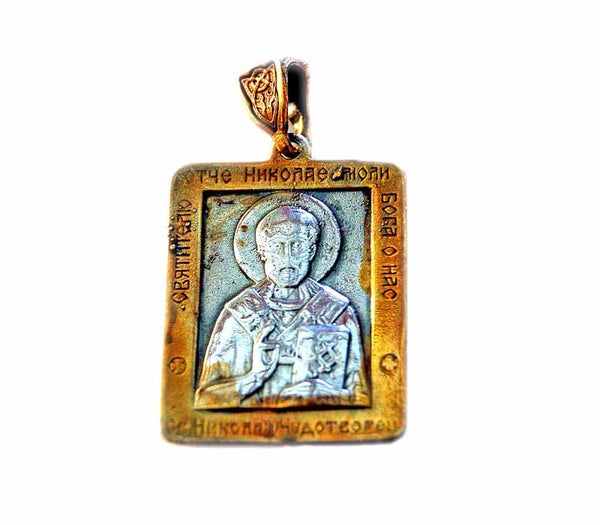St. George | Pendant - Free shipping